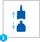graphic of nozzle removal