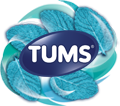 TUMS Smooth Peppermint Logo