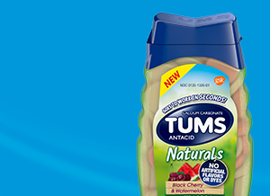 TUMS® Chewy Bites® with Gas Relief