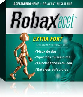 Robaxacet(MD) Extra Fort