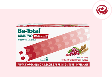 Be-Total Immuno Reaction