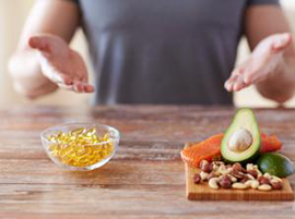 Supplements and healthy food thumbnail