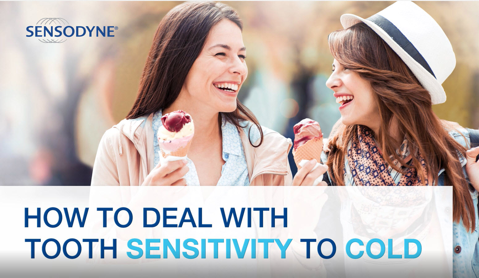 How to deal with tooth sensitivity to cold