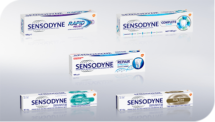Sensodyne Toothpaste Products